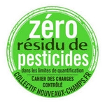 12 logo zero pesticides
